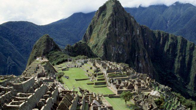 Machu Picchu el destino más popular del mundo
