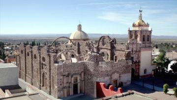 Pinos, Pueblo Mágico en Zacatecas