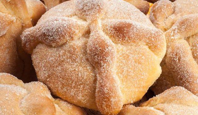 Feria del pan de muerto y tamal vegano
