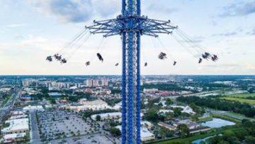 Las atracciones más altas e imponentes en Orlando
